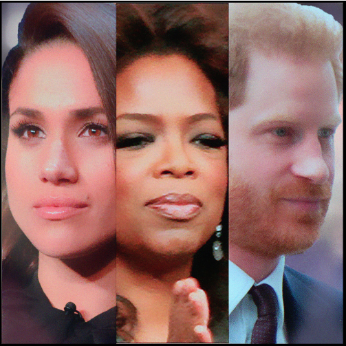 racism in the royal family