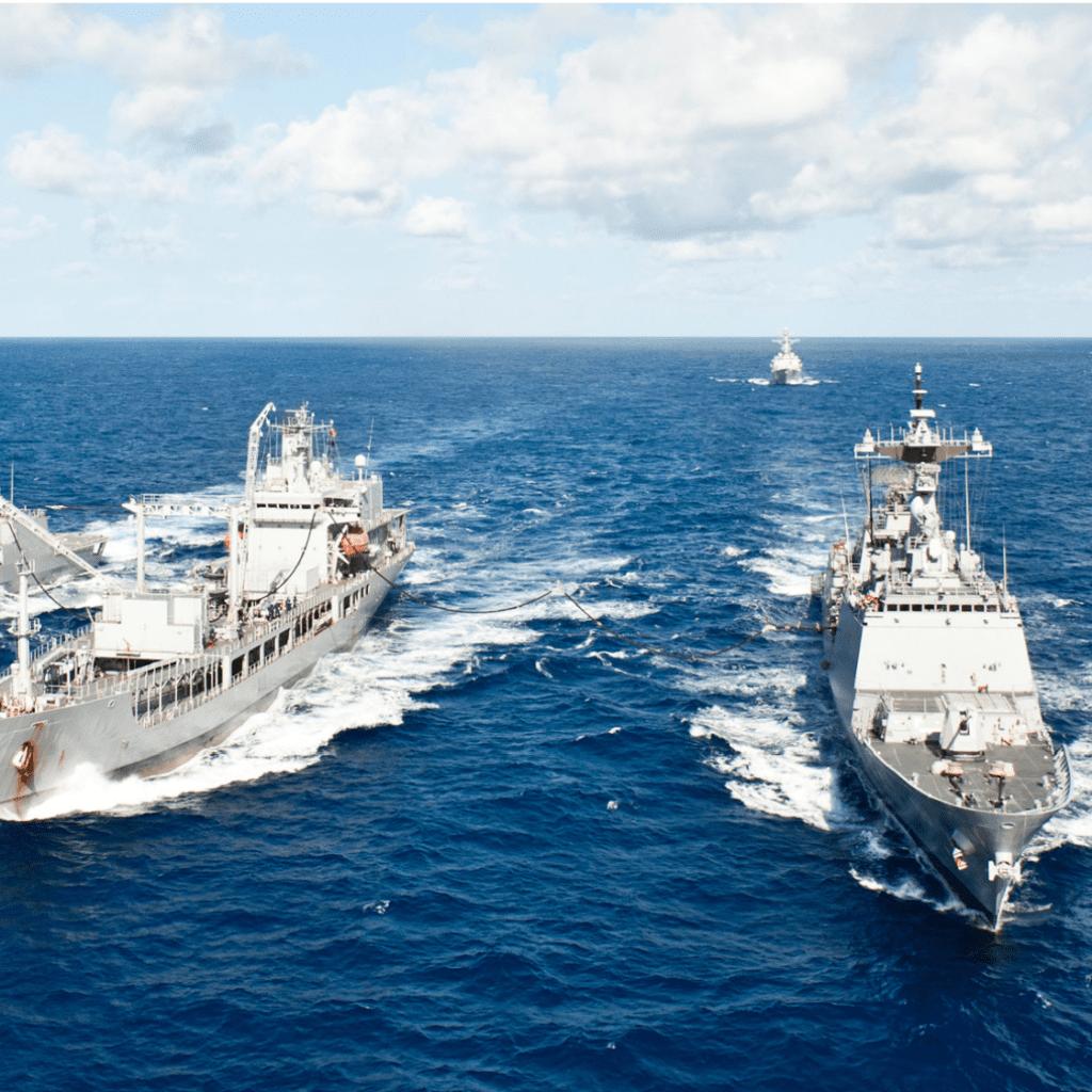 AUKUS ships